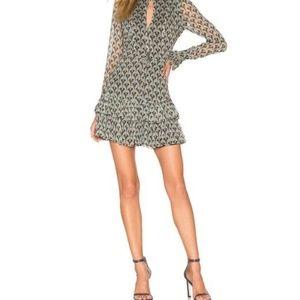 Alexis Alba Keyhole Dress